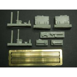 M-134 Minigun set