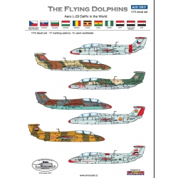 L-29  Flying Dolphin