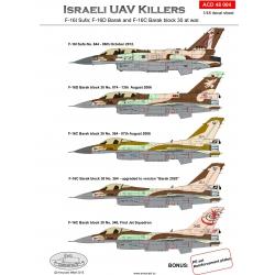 F-16 UAV killers