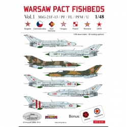 Warsaw pact fishbeds vol.1