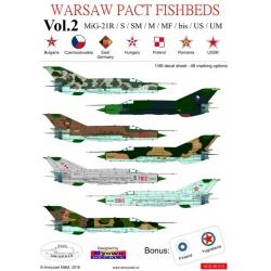 Warsaw Pact Fishbeds vo.II