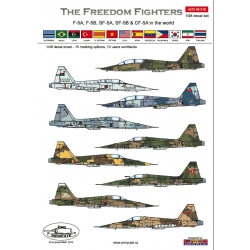F-5A/B Freedom Fighter