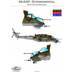 Mi-24V Experimental