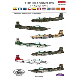 A-37 The Dragonflies