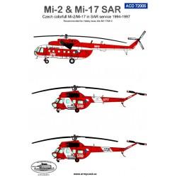 ACD 72005 Mi-17 & Mi-2...
