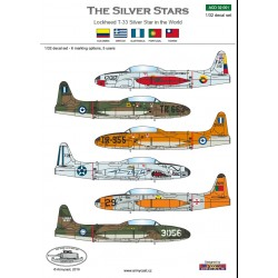 ACD 32001 T-33 Silver Star