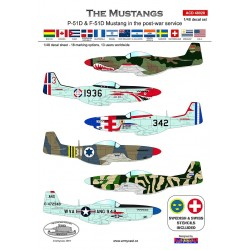 ACD 48028 P/F-51D Mustang