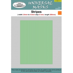 Stripes 2,6mm-4,5mm