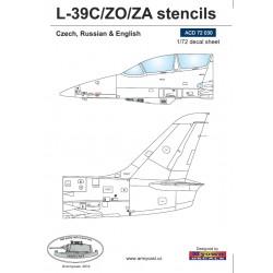ACD 72031 L-39 C/ZA/ZO...