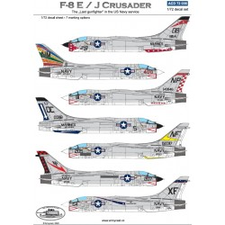 ACD 72036 F-8 E/J Crusader
