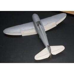 AC 72052 P-47D ovládací plochy