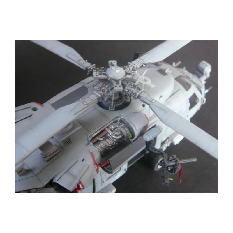 UH/HH/SH-60 Hawk Engine detail set